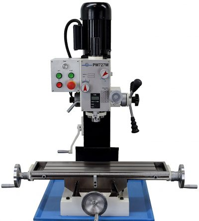 PM-727-M Milling Machine (Without Stand)