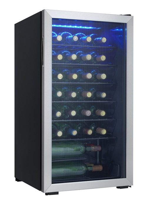 Danby 36 bottle free standing wine coolers