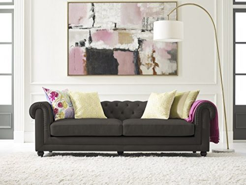 Elle-Decor-Tufted-Velvet-Gunmetal