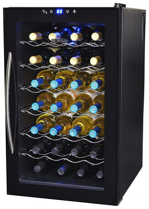 NewAir AW - 280 E 28 Bottle Thermoelectric Wine Cooler