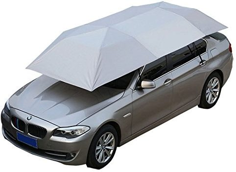Reliancer Semi-automatic car tent, car umbrellas