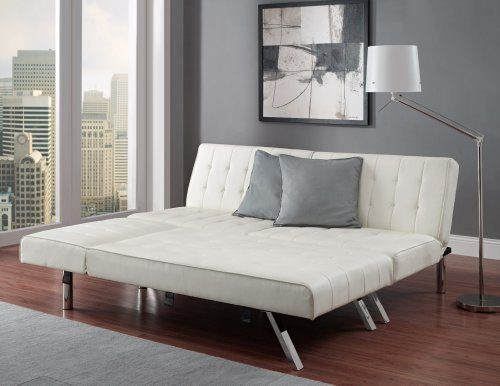 Sleeper-Leather-Convertible-Furniture-Vanilla