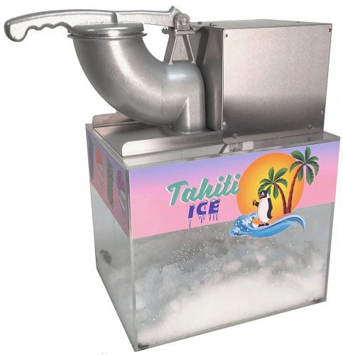 Tahiti Ice Snow Cone Machine - First Class Shave Ice and Snow Cone Machine Made in the USA-TOP 10 BEST SNOW CONE MAKERS AND SHAVED ICE MACHINES IN 2019 REVIEWS