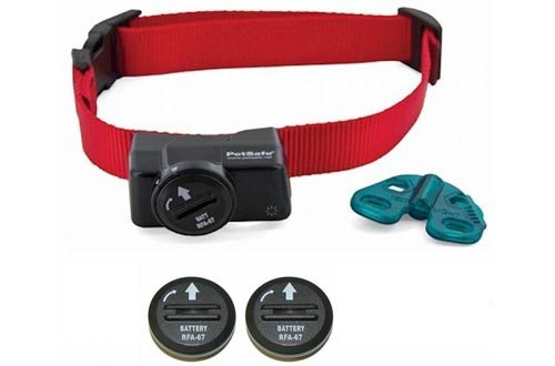 Petsafe Wireless Fence Collars - Waterproof Receiver - 5 Adjustable Levels of correction. - PIF-275-19 - Bonus 2 Batteries