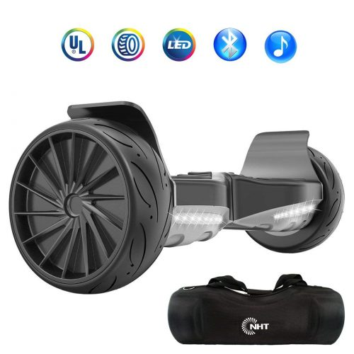 NHT All Terrain Hoverboard 8.5 Inch Wheels Off-Road Electric Smart