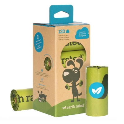 Earth Rated® Poop Bags Dog Waste Bags, Refill Rolls