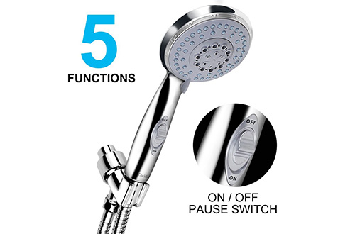 Handle Water Shower Heads