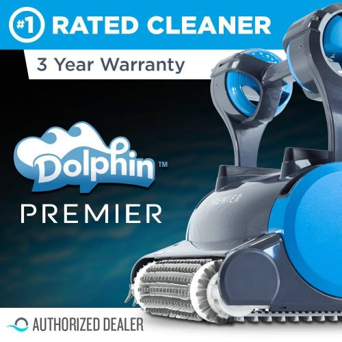 2020 Dolphin Premier Robotic In-Ground Pool Cleaner