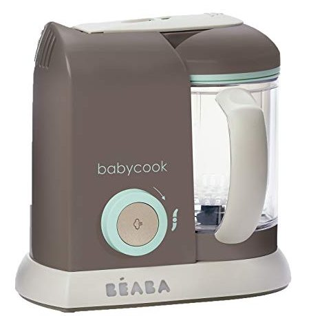 BEABA Babycook 4 in 1 Steam Cooker and Blender, Best Baby Food Makers