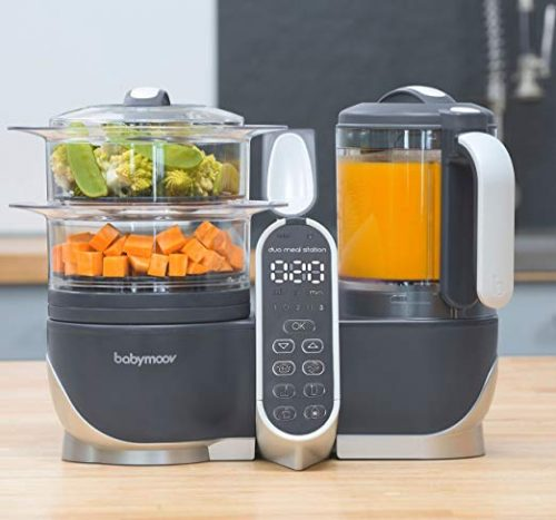 Babymoov Duo Meal Station, Best Baby Food Makers