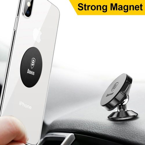 84a8b9bd2 Baseus Universal Magnetic Car Mount Phone Holder for Car Dashboard Mount