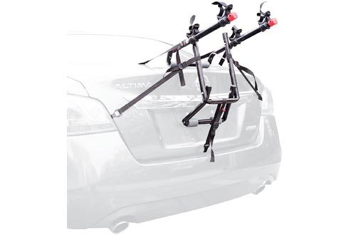 Allen Sports DELUXE TRUNK MOUNTED BIKE CAR RACKS