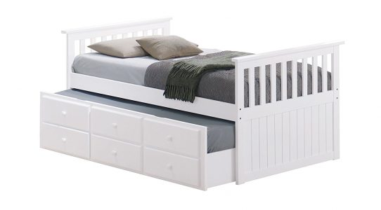 Broyhill Kids Marco Island Captain's Trundle Beds for Children