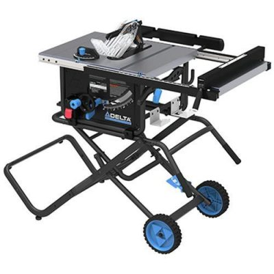 Delta-366022-Table-Folding-Wheels Delta Table Saw