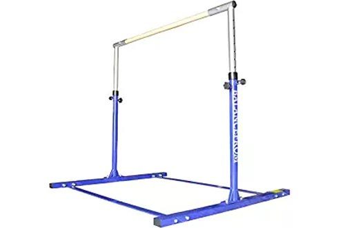 BalanceFrom Gymnastics Expandable Adjustable Training Bar