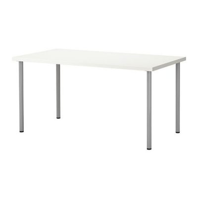 Ikea-Linnmon-Adils-Purpose-Silver