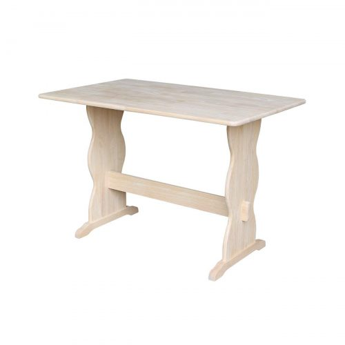 International-ConceptsT-4328-Trestle-Table-Unfinished