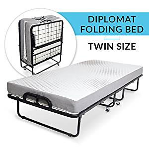 Milliard-Diplomat-Folding-Bed-Luxurious Folding Bed