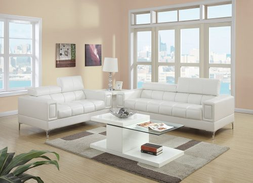 Modern-Eclectic-Bonded-Leather-Loveseat
