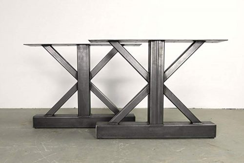 Table-Legs-Trestle-Industrial-Handmade