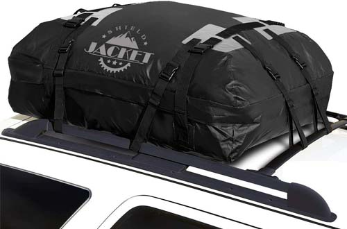 SHIELD JACKET Waterproof Roof Top Cargo Luggage Travel Bag
