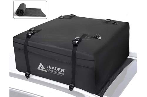 Rooftop Cargo Bag Waterproof Cargo Carrier With Racks