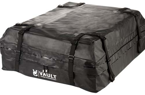 Roof Rack Cargo Carrier Storage Roof Bag
