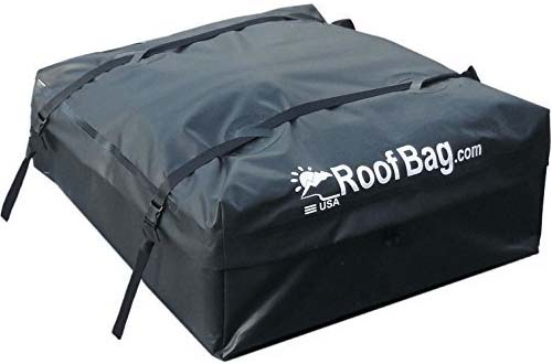 RoofBag Explorer Waterproof Soft Car Top Carrier