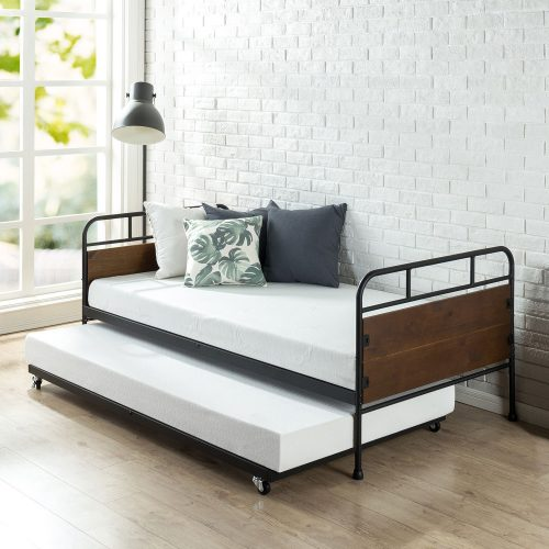 Zinus-Trundle-Accommodates-Mattresses-Separately