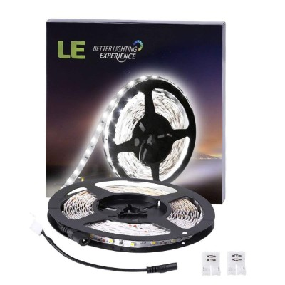 LE 16.4ft LED Flexible Light Strip, 300 Units SMD 2835 LEDs