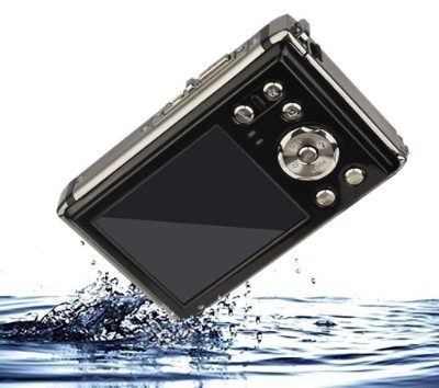 Underwater Camera, Power Pow WDC-8011J 3M Waterproof Digital Camera
