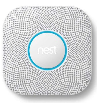 Nest (S3003LWES) Protect Smoke and Carbon Monoxide Alarm