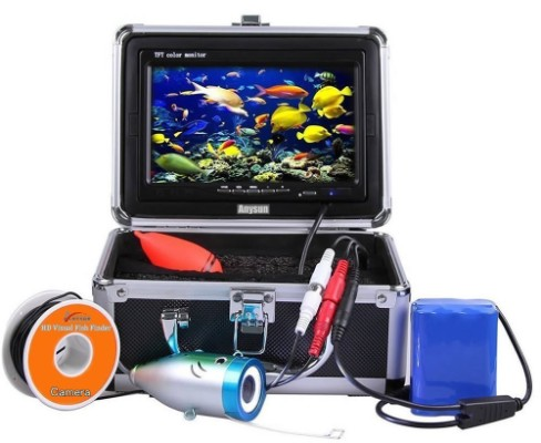 Underwater Fish Finder Anysun® Professional Fishing Video Camera