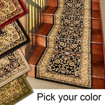 25_ Stair Runner Rugs - Marash Luxury Collection Stair Carpet Runners