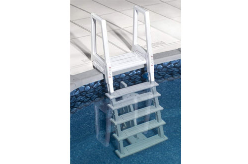 Above Ground Swimming Pool In-Pool Ladder