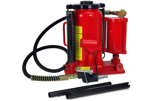 Air Hydraulic Bottle Jack Manual Lifts Hoist