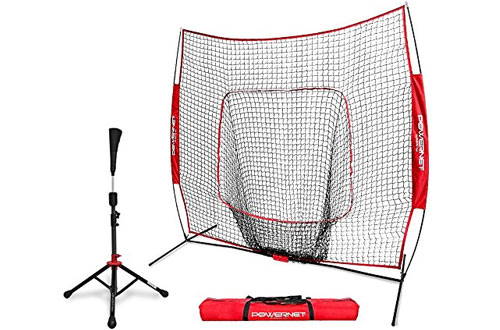 PowerNet Baseball Softball Practice Net