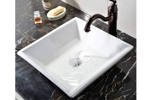 Ceramic Vessel Vanity Bathroom Sink Art Basin