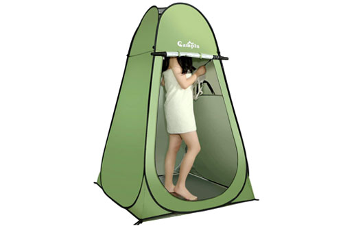 Campla Pop Up Tent for Dressing Changing Beach Toilet Shower Room