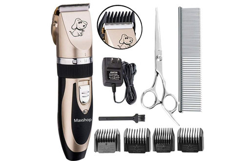 Rechargeable Cordless Pet Dogs and Cats Electric Grooming Trimming