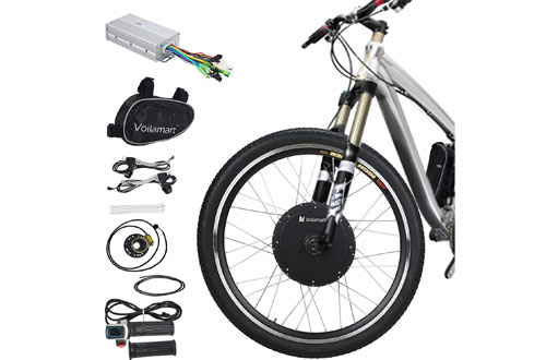 Front Wheel 36V 500W Electric Bicycle Conversion Motor Kit