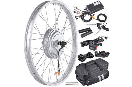 Electric Bicycle Front Wheel Frame Kit