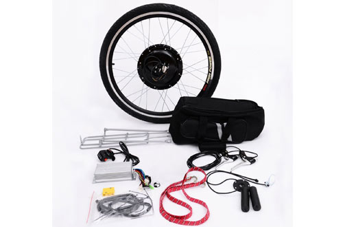 Electric Battery Powered Bicycle Motor Conversion Kit