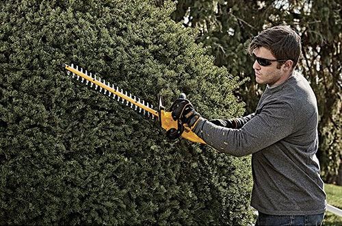 DEWALT DCHT820B 20 V Max Hedge Trimmer Baretool