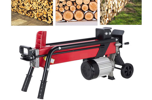OrionMotorTech 2200W 7-Ton Electric Log Splitter