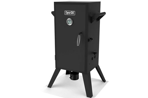 "Dyna-Glo DGU505BAE-D 30"" Analog Electric Smoker"