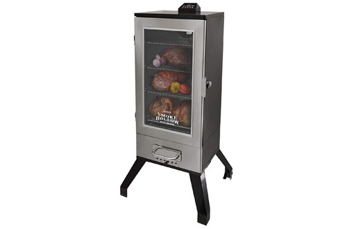 Digital Electric Smoker with Window