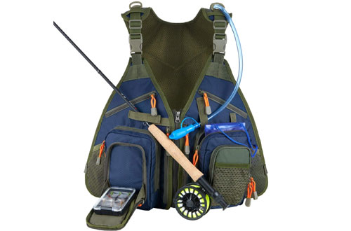 Piscifun Fishing Vest Backpack