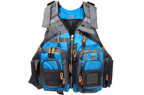 Amarine-made Fly Fishing Vest Pack