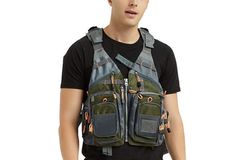 Mounteen Fly Fishing Vest